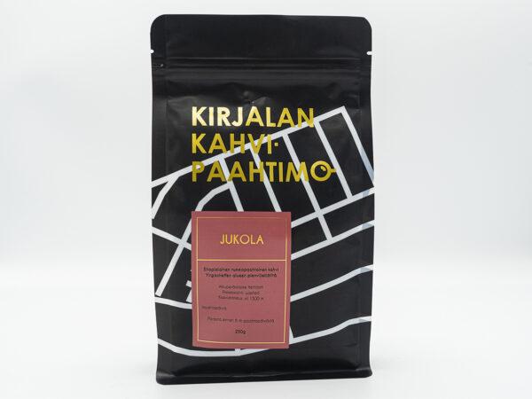 Jukola kahvi jauhettu