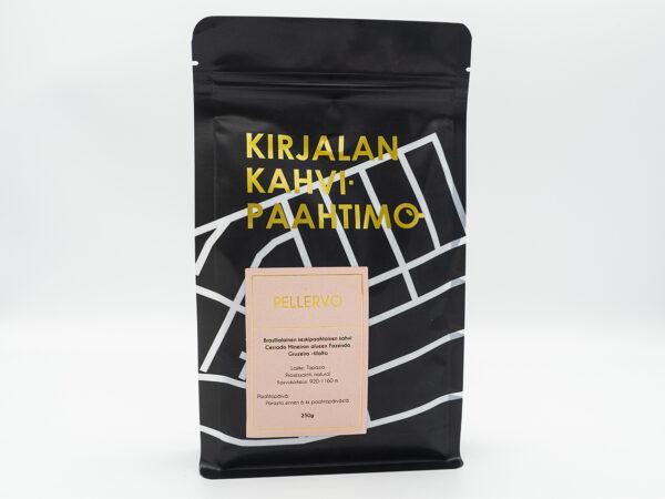 Pellervo kahvi jauhettu
